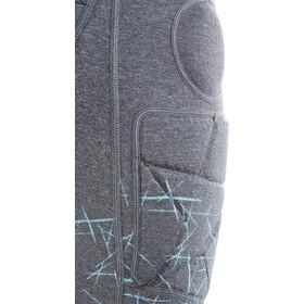 EVOC Crash Pants Kids, carbon grey